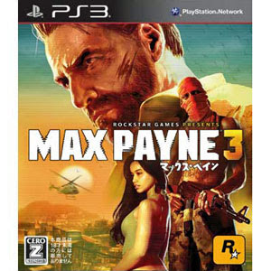 [PS3] Max Payne 3 [マックス・ペイン3] ISO (JPN) Download