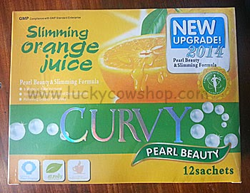 curvy slimming orange juice