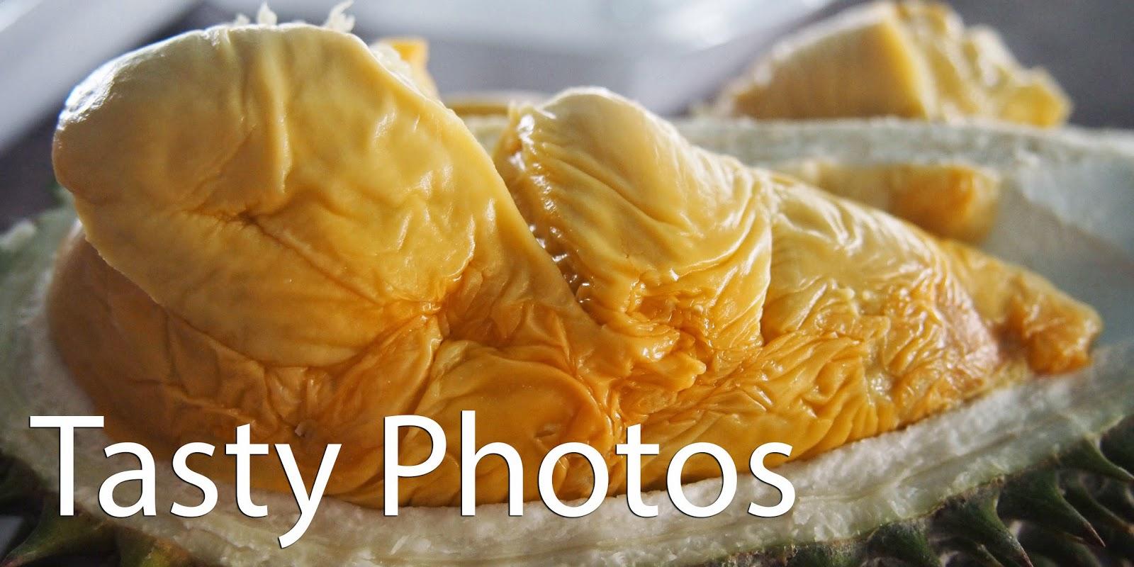 Kota Kinabalu Durian Street in Sabah, Malaysia -