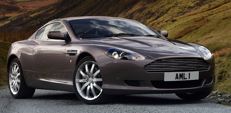 Sports Cars Aston Martin Db9 Sport