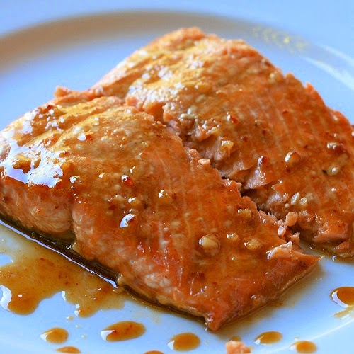 http://secretcopycatrestaurantrecipes.com/red-lobster-maple-glazed-salmon-and-shrimp-recipe/