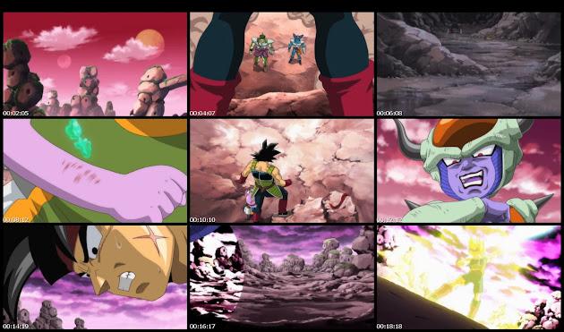 Episodio de Bardock OVA Latino