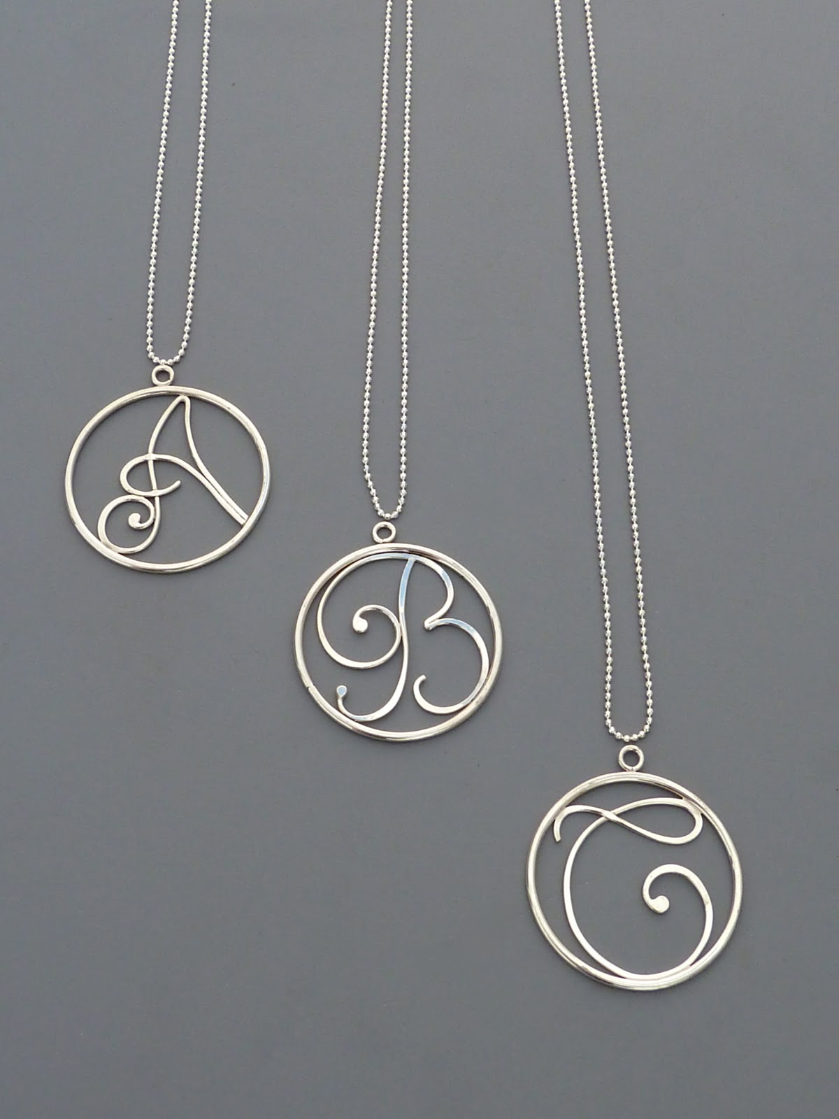Initial Pendents