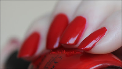 FABY's red