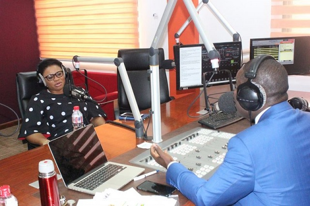 EC boss Charlotte Osei on Morning Starr