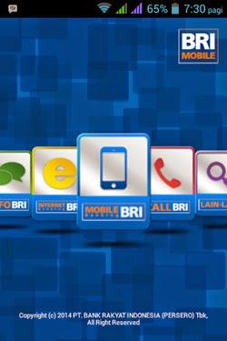 Biaya Transfer Saldo Via BRI Mobile