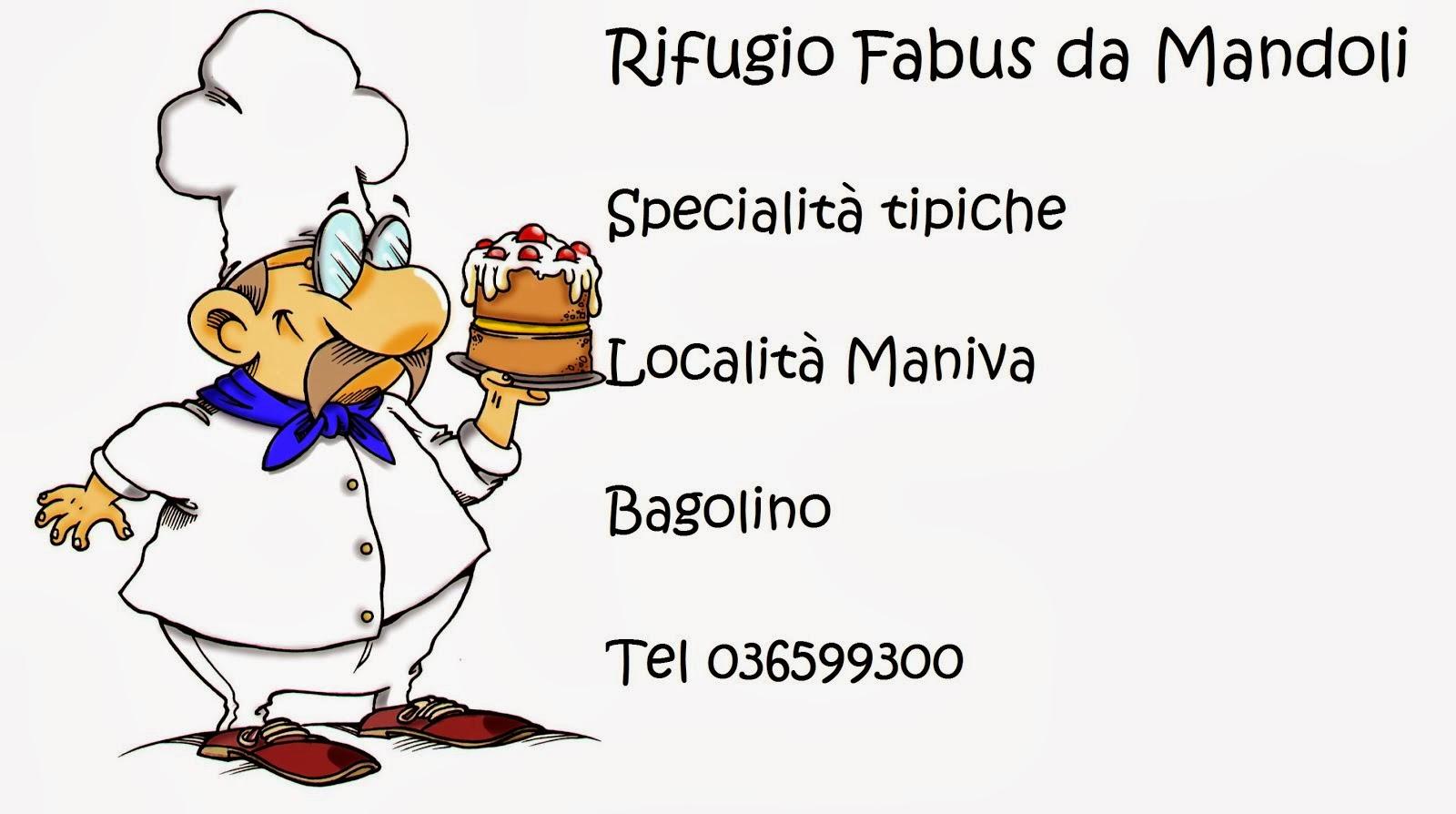 Rifugio Fabus Mandoli