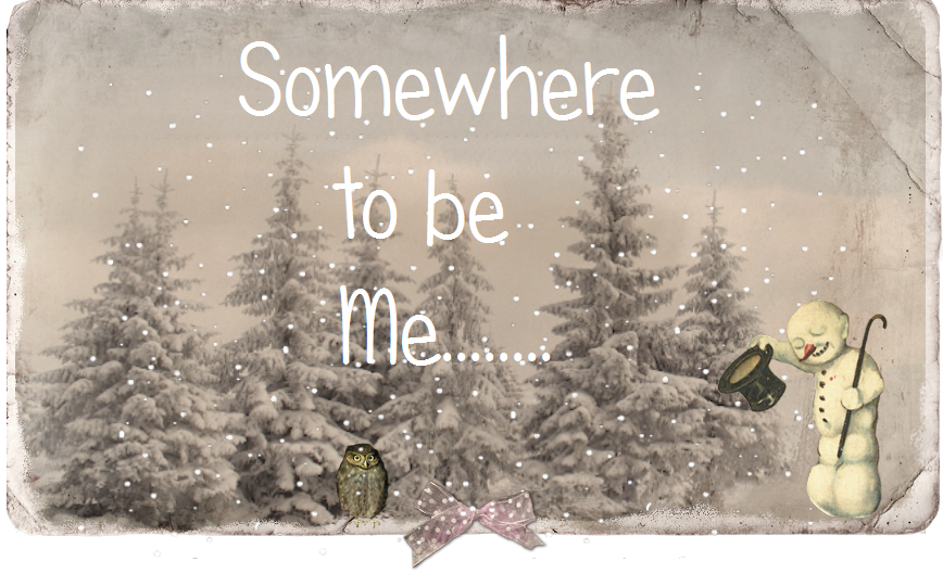 Somewhere to be Me