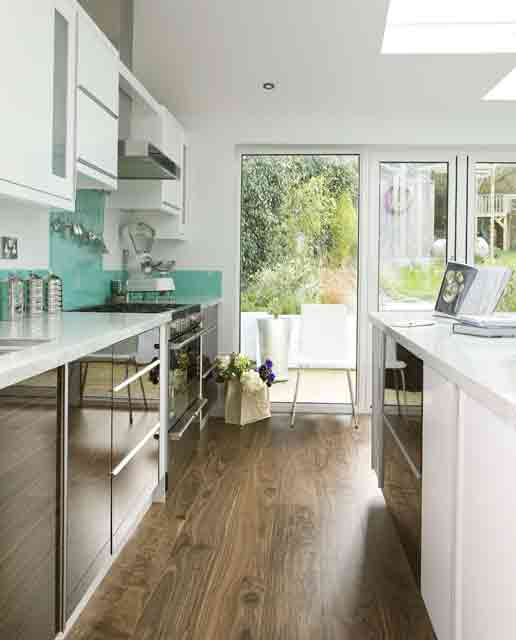 Small Kitchen Decorating Ideas: New Home Decoration: 25 Cool Small Kitchen Decorating Ideas