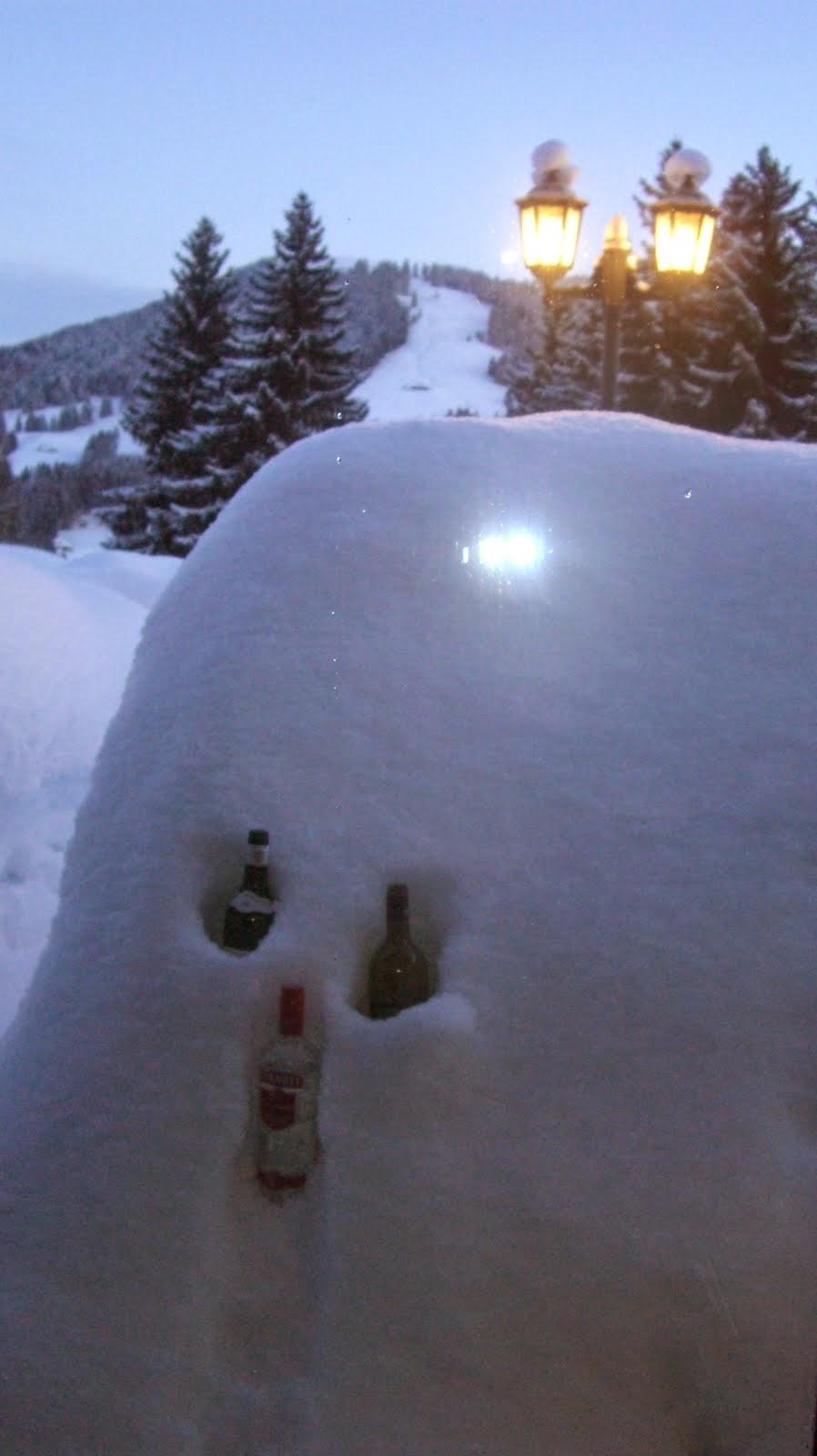 Bar frigo naturel !