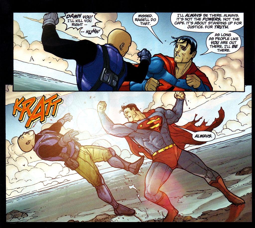 Superman Comics Quote-8