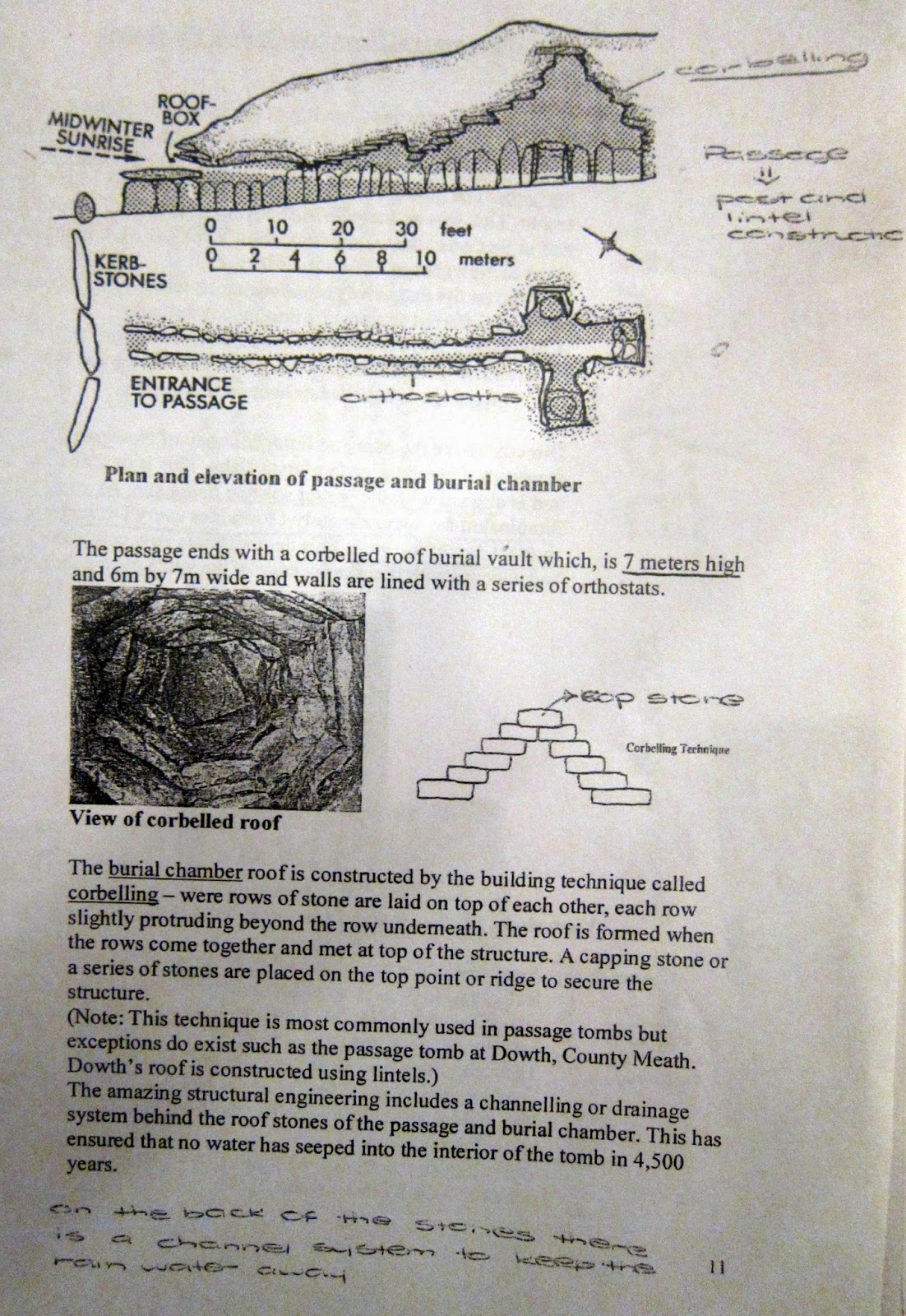 leaving cert essay on newgrange Introduction newgrange is a passage grave - a type of megalithic ( large stone)  tomb consisting of a narrow passage leading to a chamber where human.