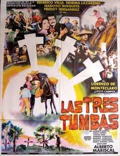 descargar Las Tres Tumbas – DVDRIP LATINO