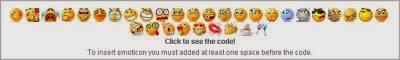 Cara Membuat Emoticon Keren Di Kotak Komentar