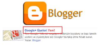 Google+  Sayfası Nasıl Oluşturulur