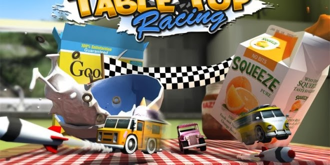 Table Top Racing v1.0.5 [Para Hilesi] APK indir