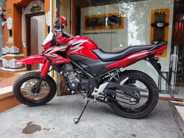 Modifikasi Honda CB150R Street Fighter