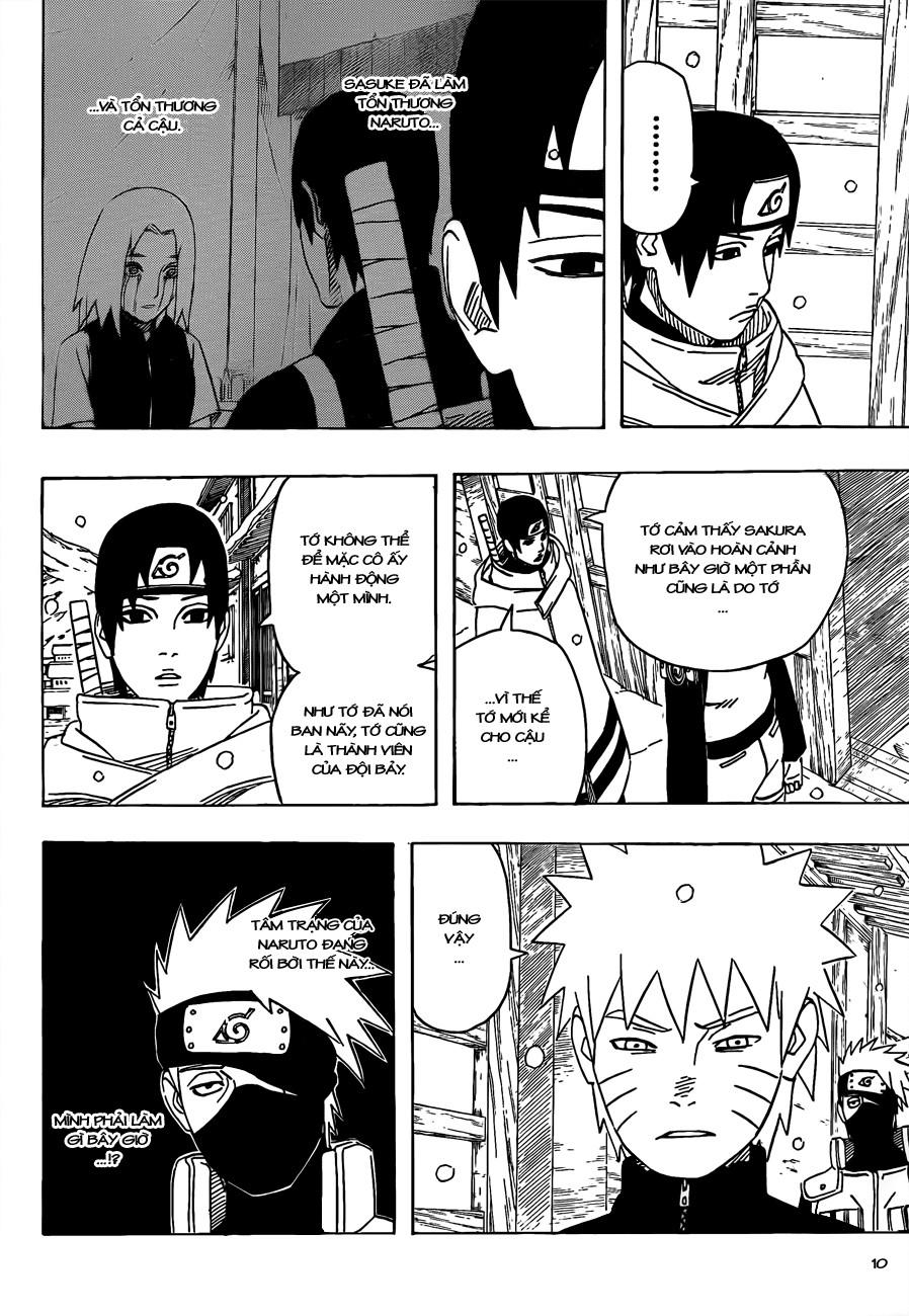 Naruto chap 474 Trang 10 - Mangak.info