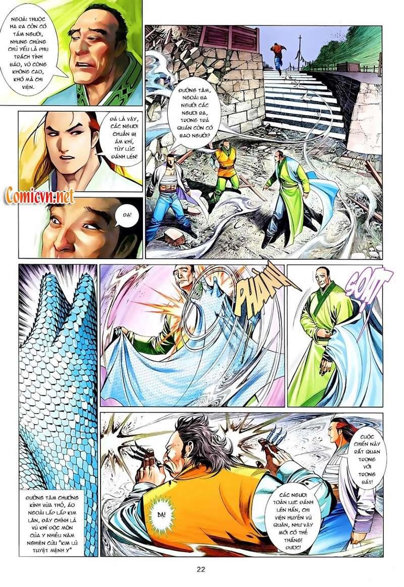 Phong Vân chap 629 Trang 22 - Mangak.info
