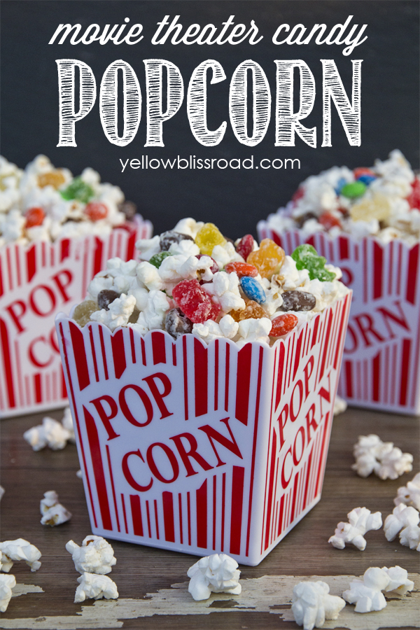 Image Gallery movie theater popcorn candy