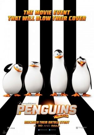 Penguins of Madagascars 2015