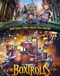 The Boxtrolls 2014 film