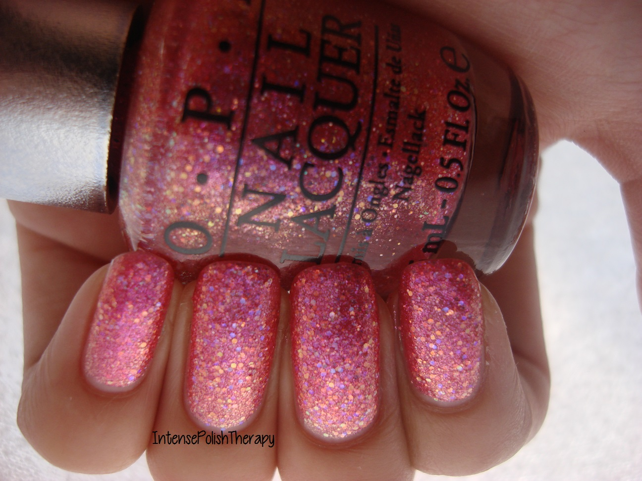 OPI - DS Tourmaline Swatch