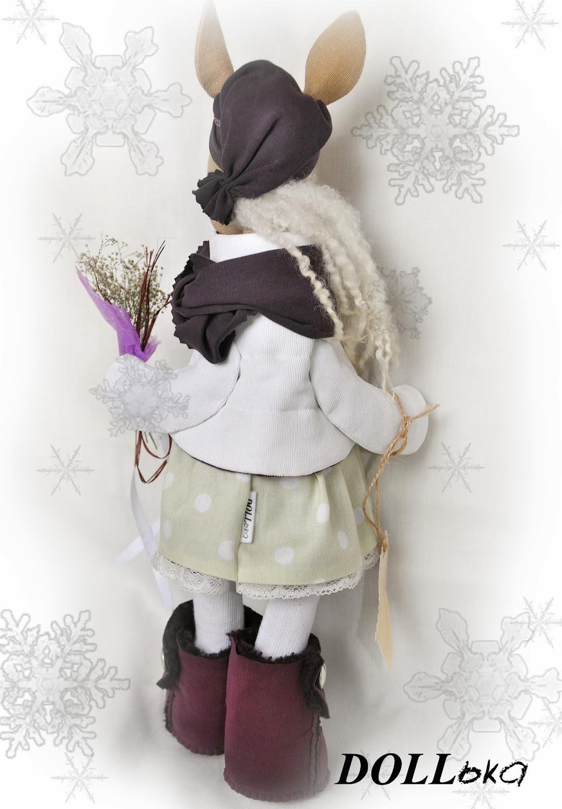 лошадка текстильная игрушка ручной работы