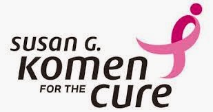 Sponsored in part by: Susan G. Komen For The Cure