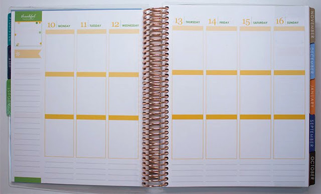 Calendar Planner Erin Condren : January calendar headings search results