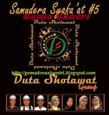 Duta Sholawat - Album Samudra Syafa`at #5-Gema Santri