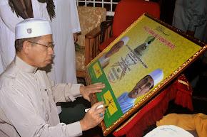 Dato Paduka Syeikh Muhammad Baderudin Hj Ahmad - Penasihat MUAS