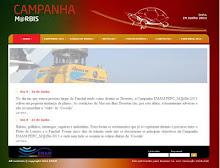Campanha EMAM/PEPC_MarBis 2011