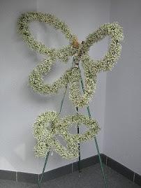Vlinderbloemstukken voor Soetkin* en Willem*