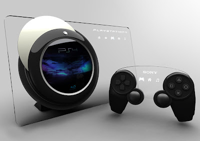 PS4 Look - Crazy Imagination