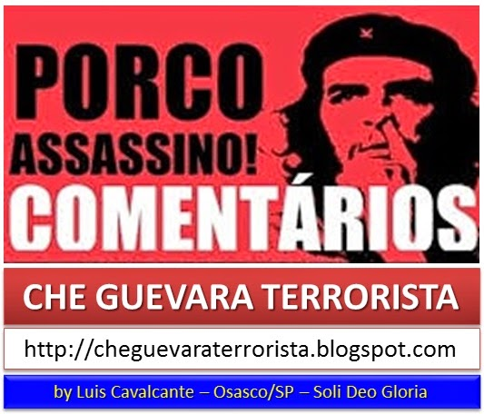 Che Guevara Terrorista