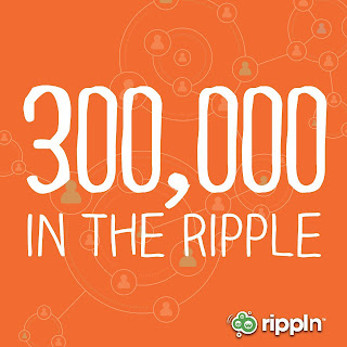 Join the rippln ripple