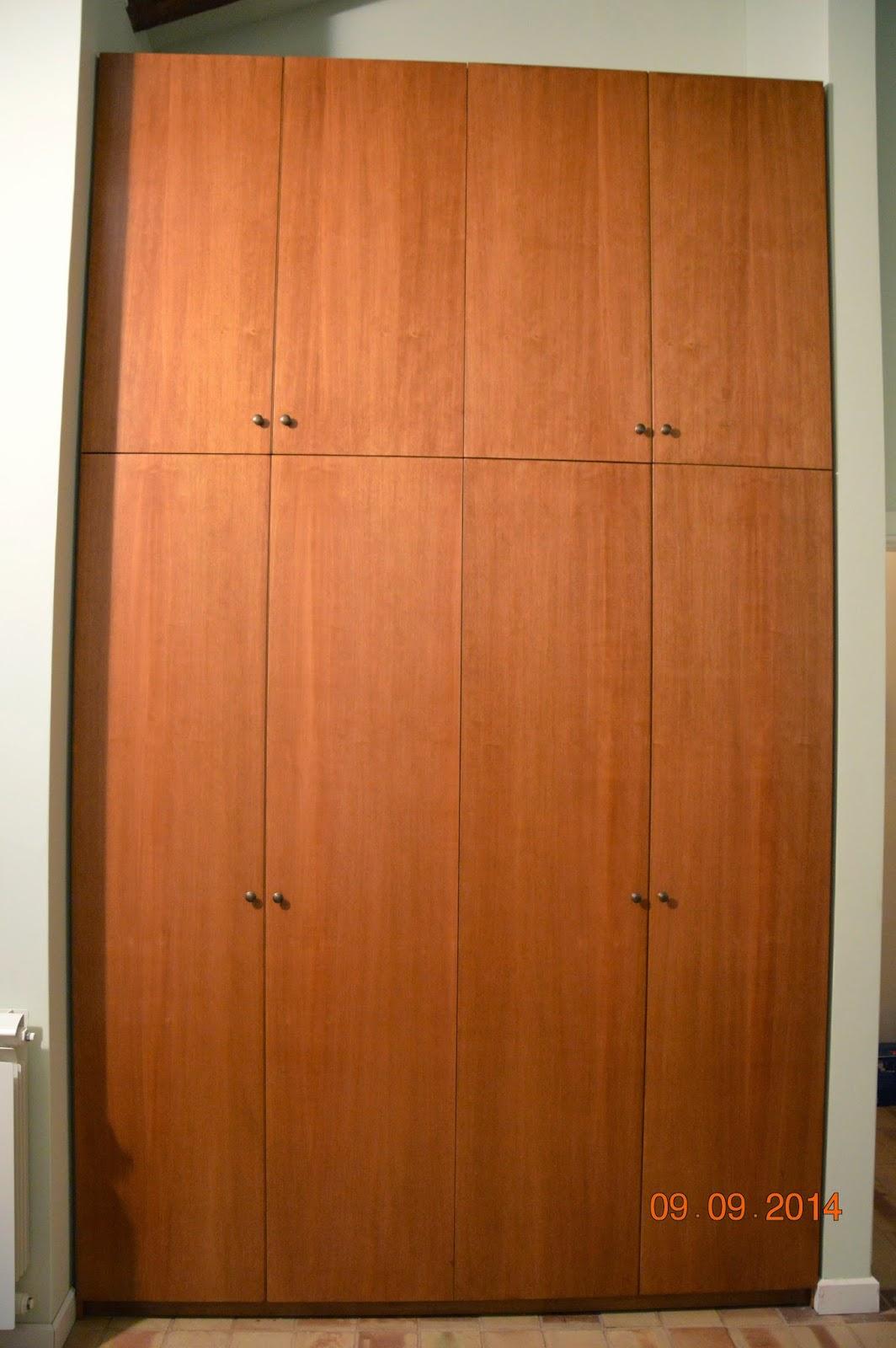 Pareti casa - Ikea armadio esterno ...