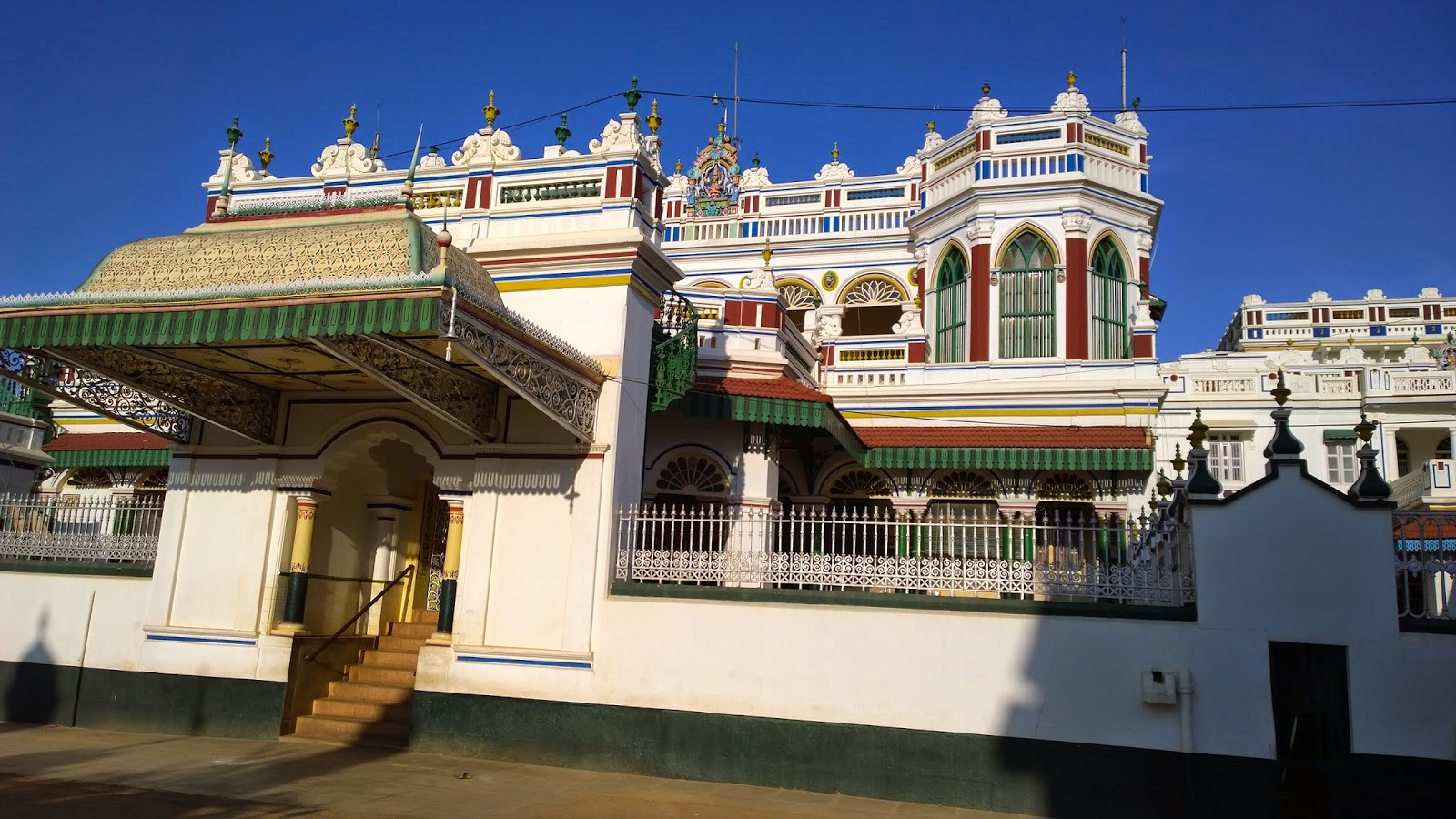 A Day and a Night in - Chettinad | Explore the world through a path ...