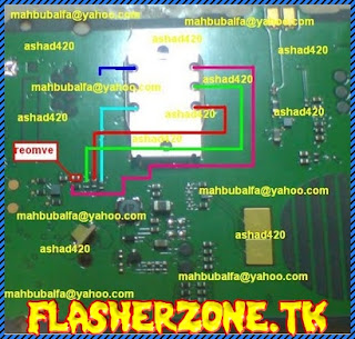 Nokia 1280 nokai 103 insert sim ways jumper diagram hardware problem solution
