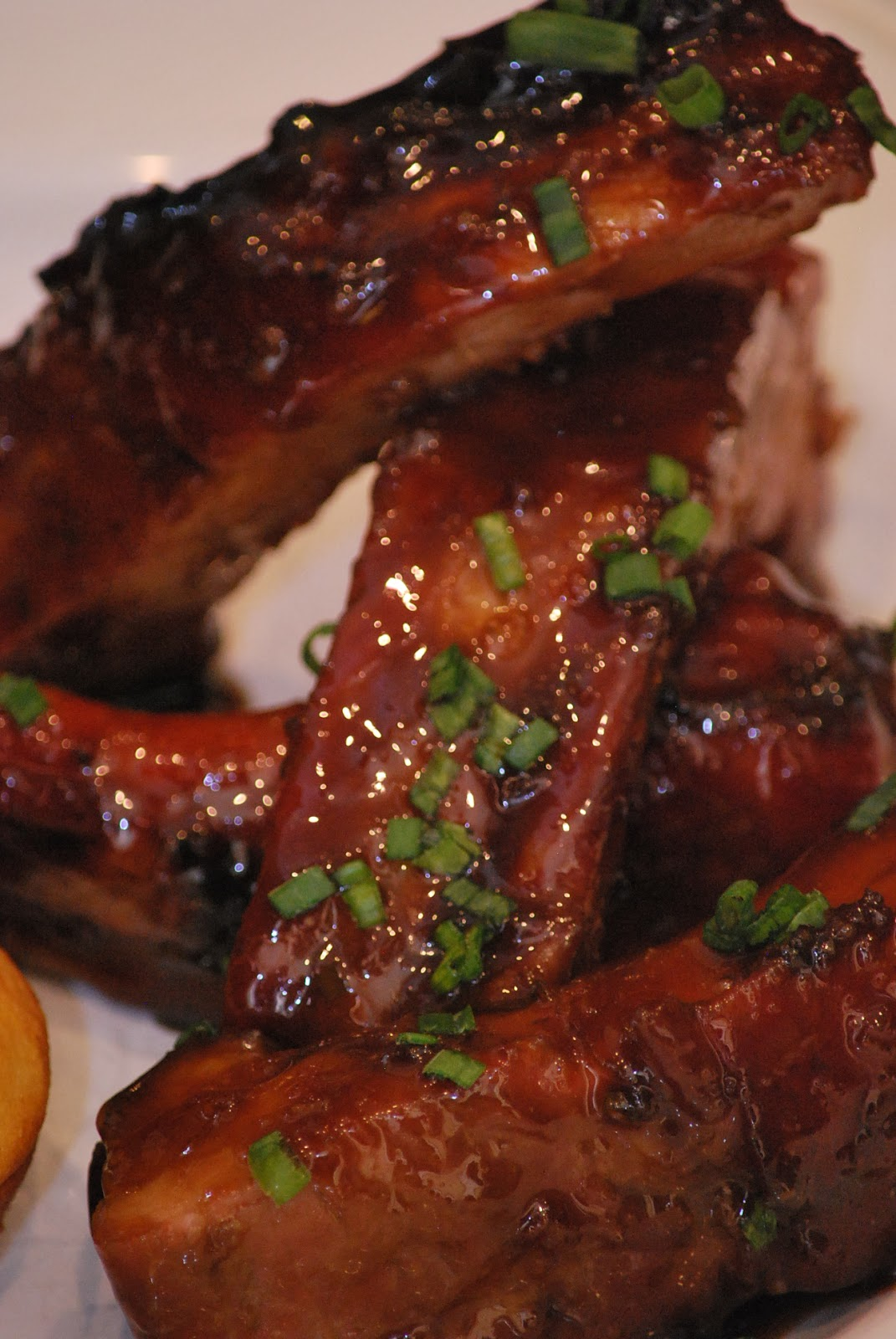 My story in recipes: Honey Roasted Ribs