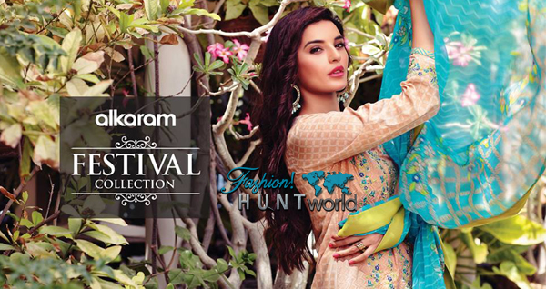 Alkaram Festival Collection 2015