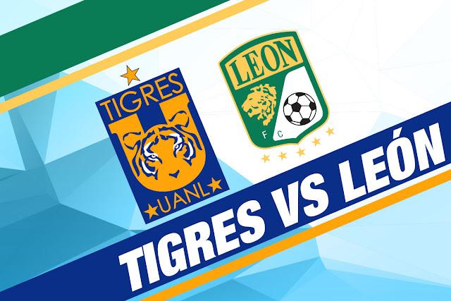 Ver tigres vs leon