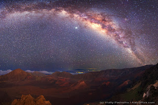 via lactea desde tierra milkyway from earth