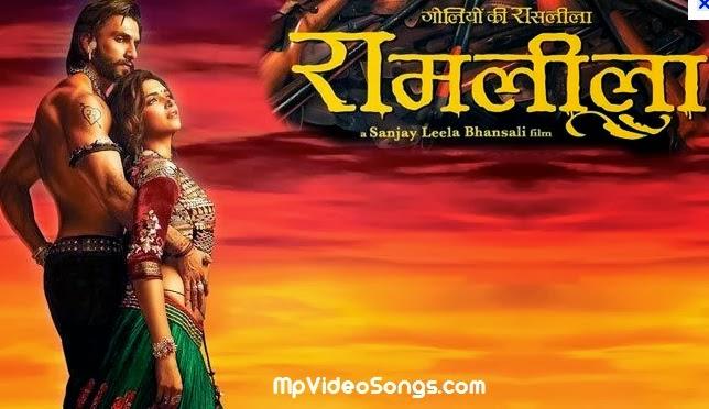 Ram Leela (2013) Full Movie HD Mp4 Video Songs Download Free