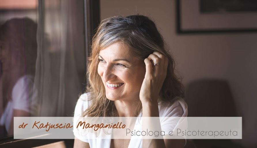 dr Katjuscia Manganiello   Psicologa e Psicoterapeuta