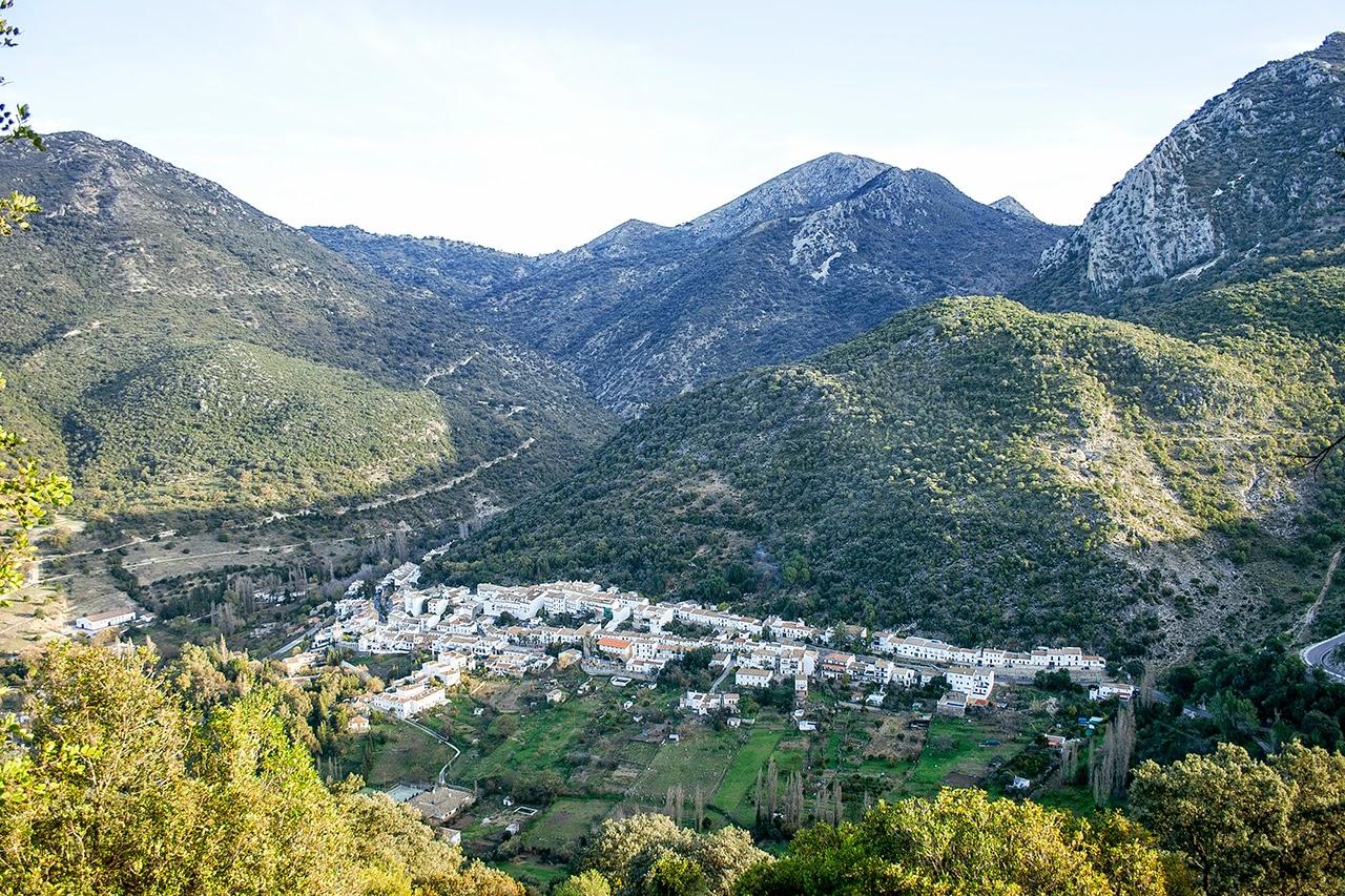 Entorno a Jerez: El Nacimiento de Benamahoma. Un manantial con historia.