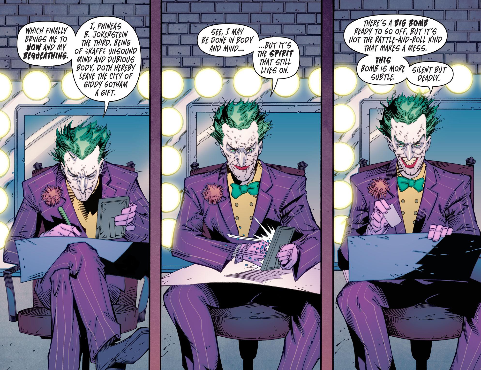 Batman: Arkham Knight [I] Issue #4 #6 - English 19