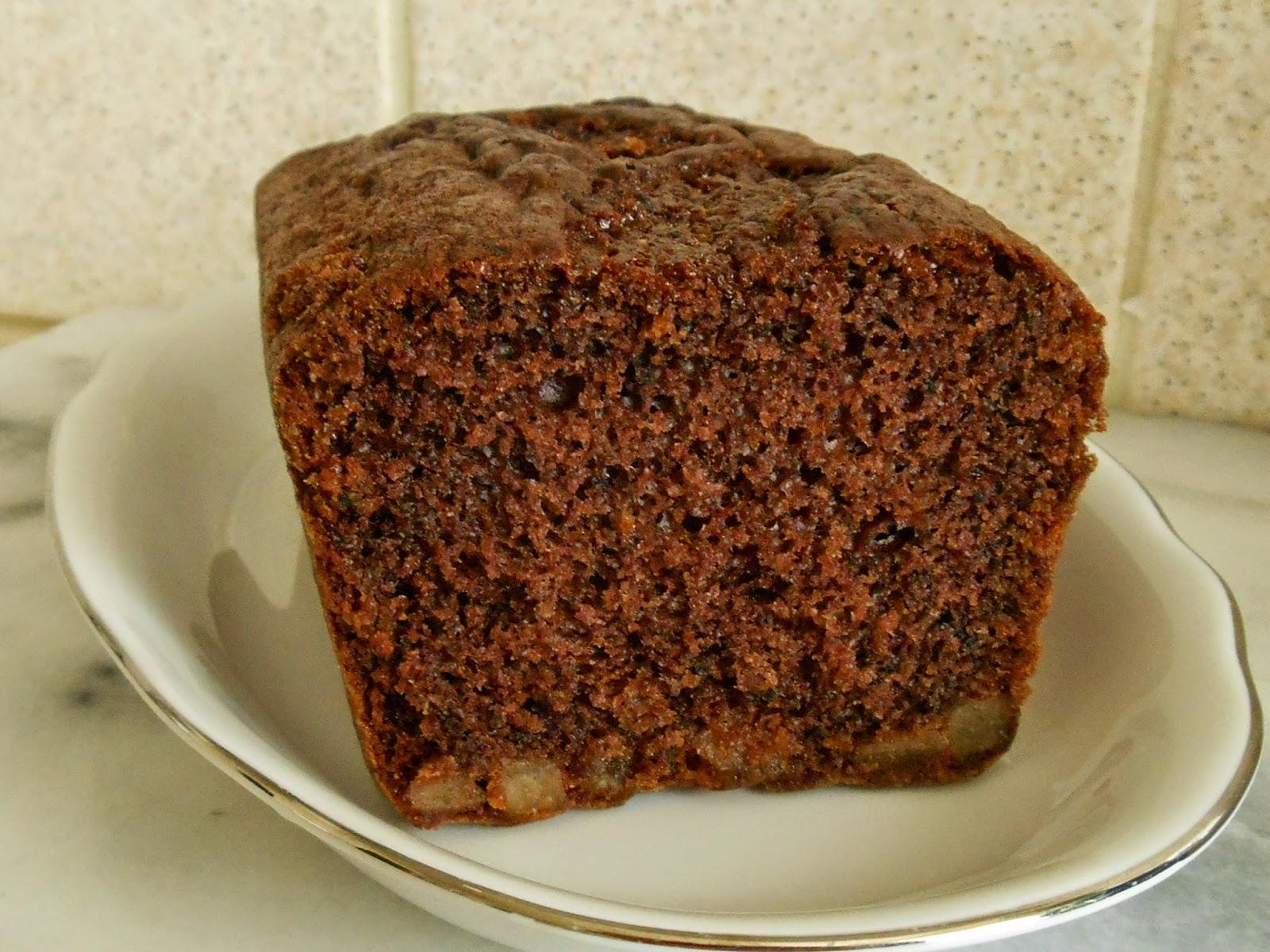 Cake au cacao
