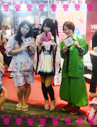 I want to see you next year at Japan Expo as well ! I miss you :(